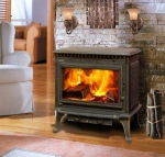 ECOSTOVE Richard Antique Bronze